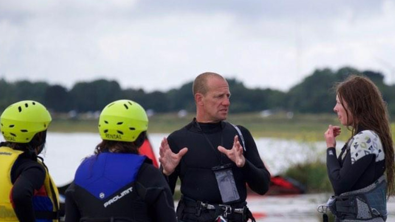 kite surfing instruction in Thanet, kent