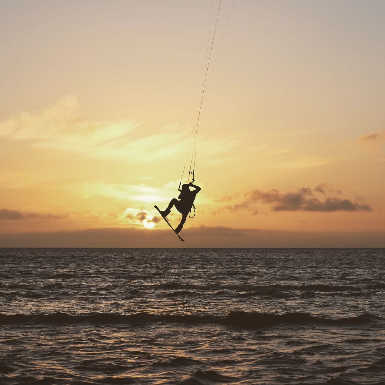 Kite surfing is back after COVID-19